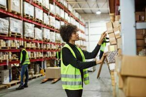 warehouse organisation